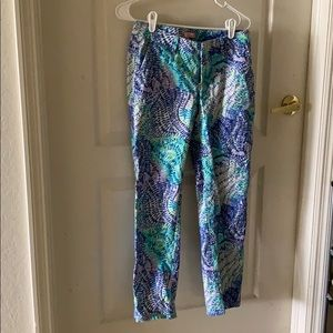 Lilly Pulitzer size 4 pants
